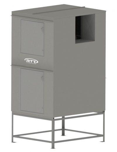 RTT Engineered Solutions Air Makeup Units