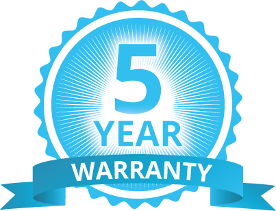 RTT Engineered Solutions provides an industry leading 5 year warranty on paint booths and spray booths