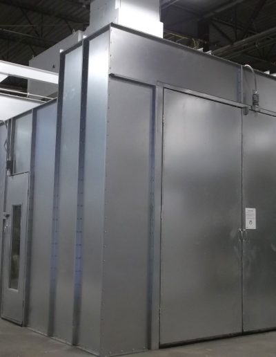 RTT Engineered Solutions batch cure chamber