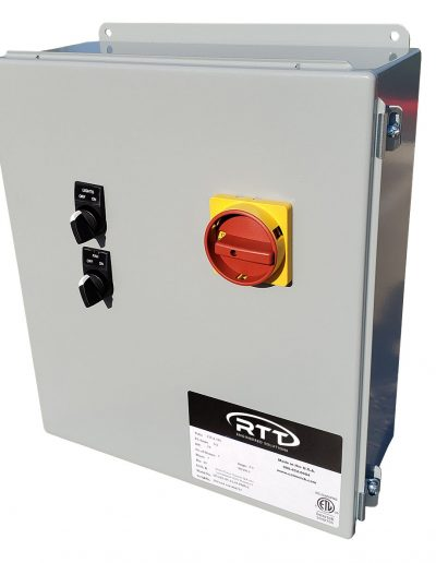 RTT Engineered Solutions control panels
