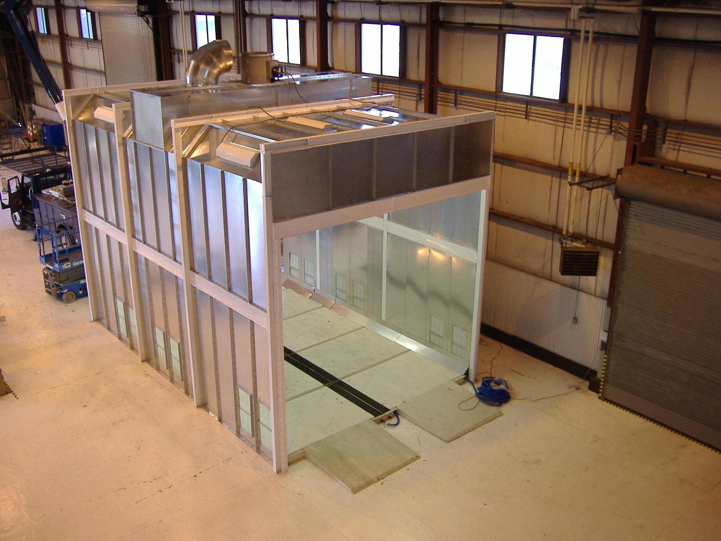 RTT Engineered Solutions Preparation Equipment