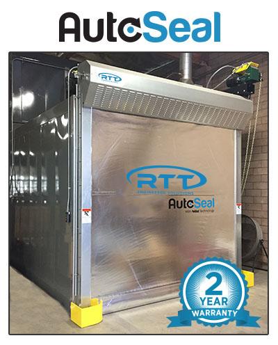 RTT Engineered Solutions AutoSeal Door