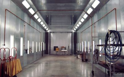 "Extending the Life of Your Spray Booth ""Inspections and Upgrades"""