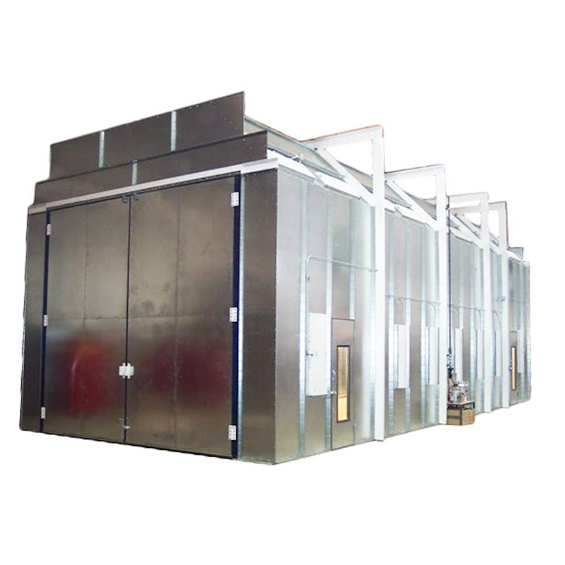 Downdraft Large Equipment Paint Booth