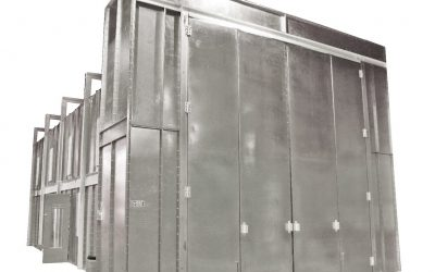 "Alternate Spray Booth Designs ""Thinking Outside the Box"""