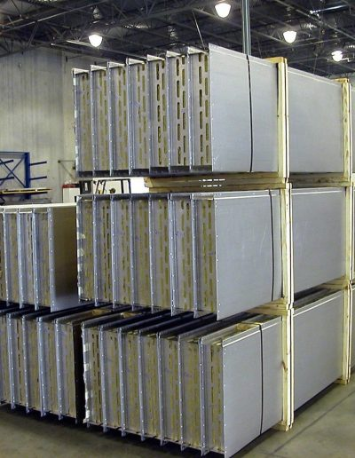 RTT Engineered Solutions INSULATED OVEN PANELS