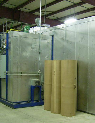 RTT Engineered Solutions process ovens
