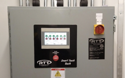 Case Study Featuring RTT's Smart Touch Control Panels