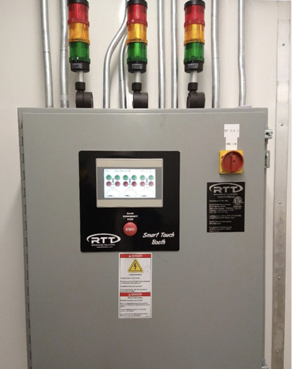 CH Reed SmartTouchControl Panel