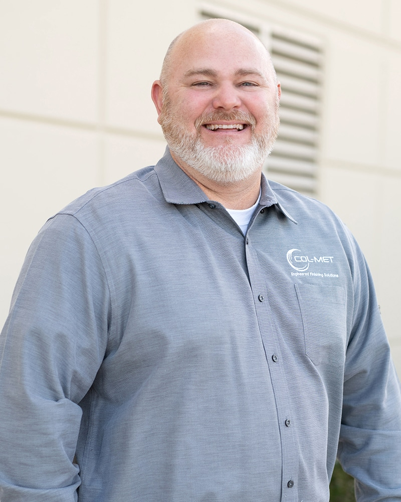 Trey Peavy, Director of Sales and Marketing for RTT Solutions