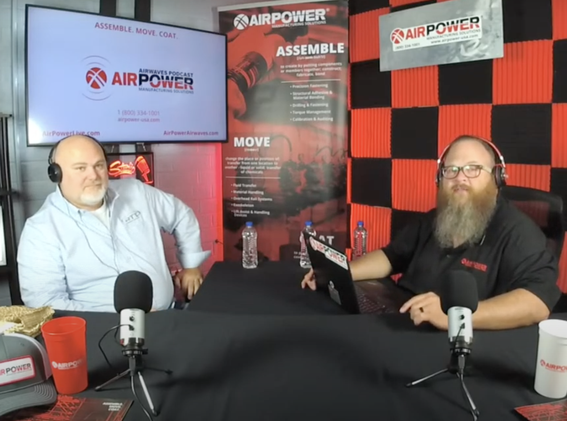 AirPower Airwaves Podcast
